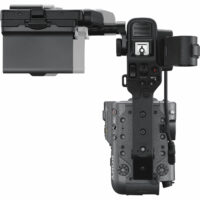 Sony FX6 top view